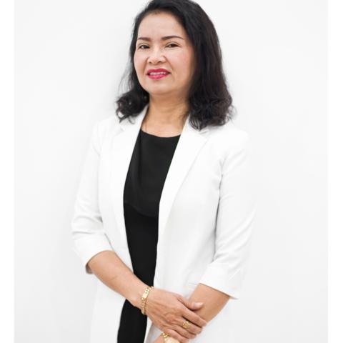 Cô Huỳnh Thị Thu Sương